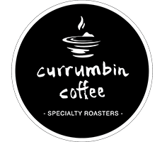 Currumbin Coffee Roasters Retina Logo