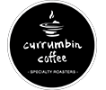 Currumbin Coffee Roasters Sticky Logo
